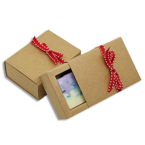 Custom Handmade Soap Boxes