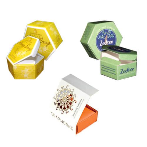 Custom Soap Flip Boxes