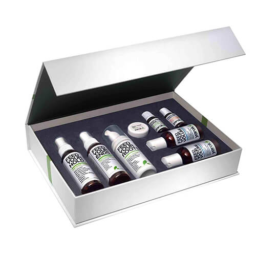 CUSTOM HAIR PRODUCT BOXES