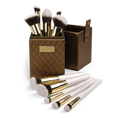 CUSTOM MAKEUP BRUSH BOXES