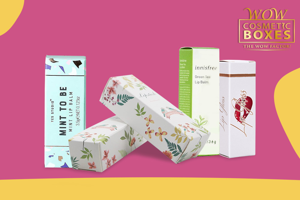 Lipstick Boxes & Lip Balm Boxes