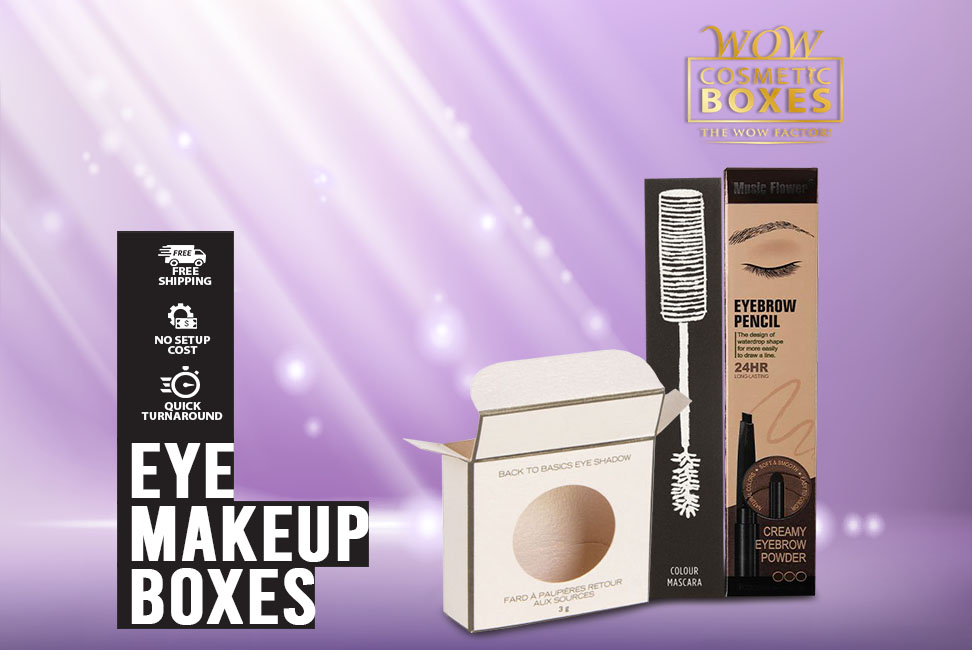 Eye Makeup Boxes