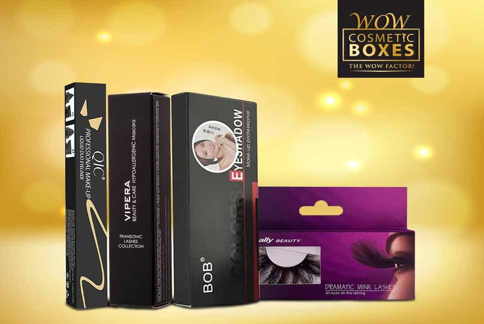 Eye Makeup Boxes