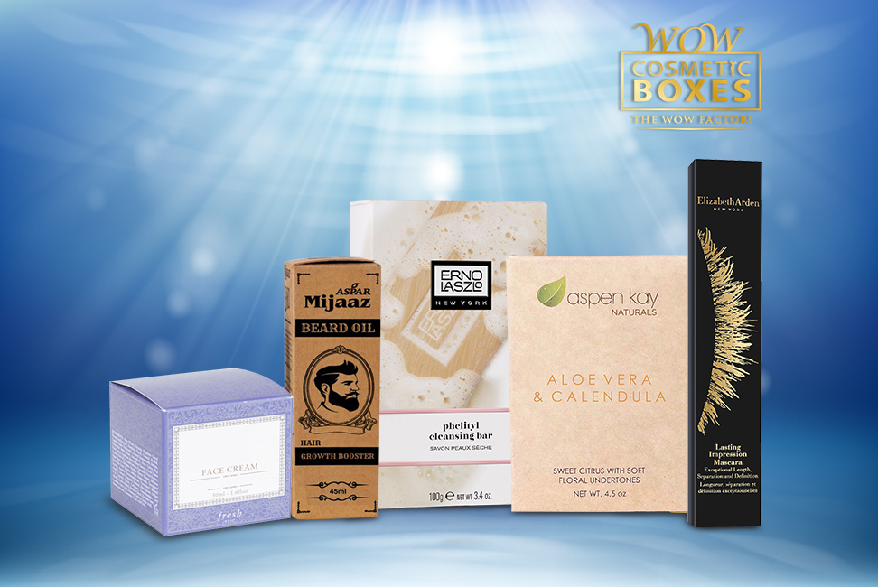 Soap & Cosmetic Packaging