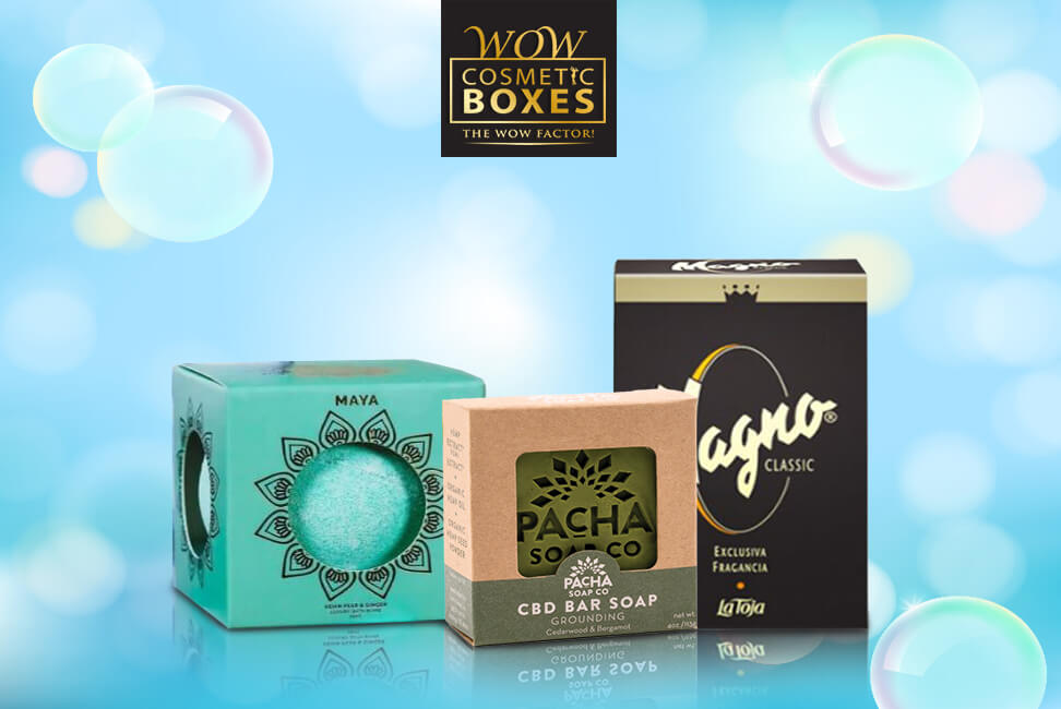 Bath Bomb and Soap Boxes