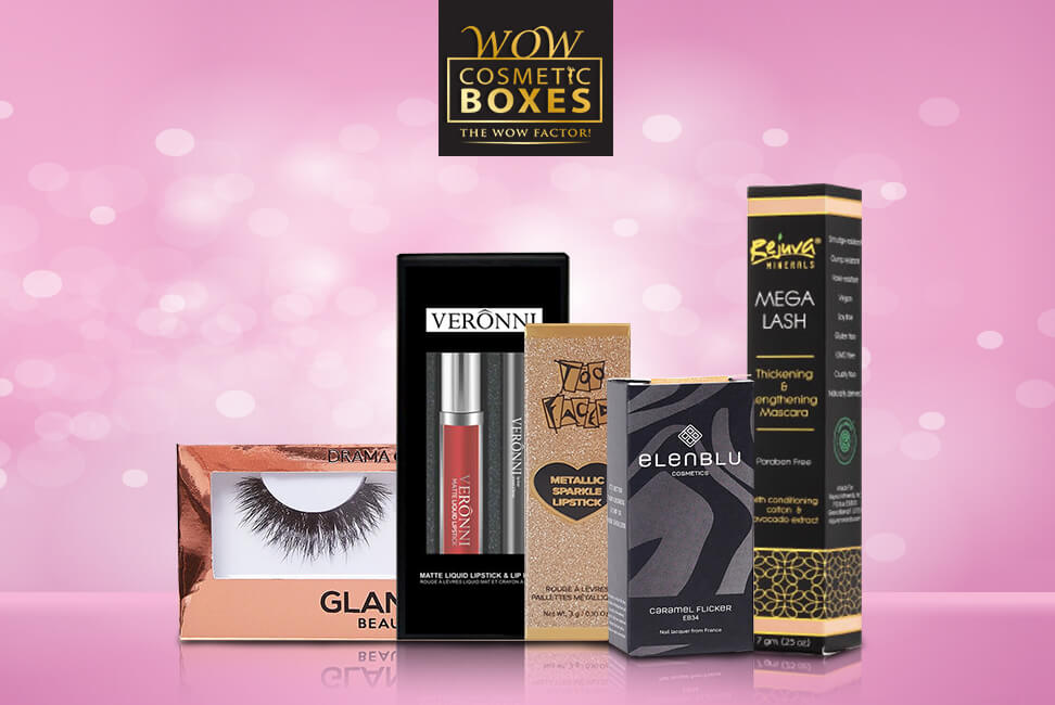 Lipstick and Custom Boxes