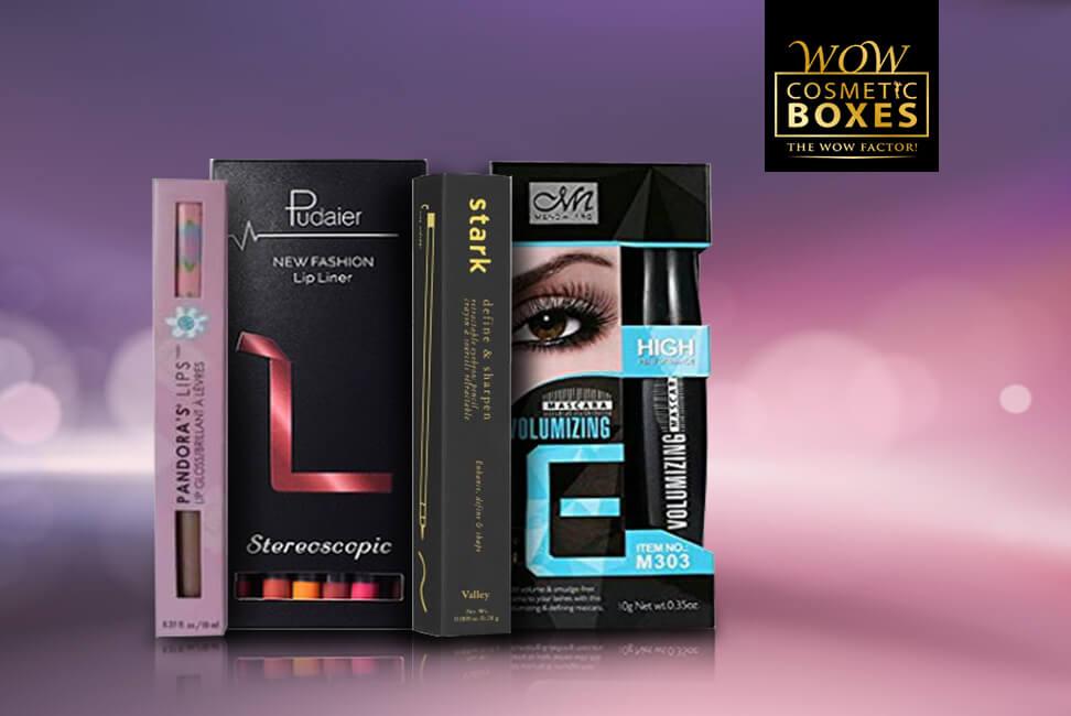 Eyeliner and Lip Liner Packaging
