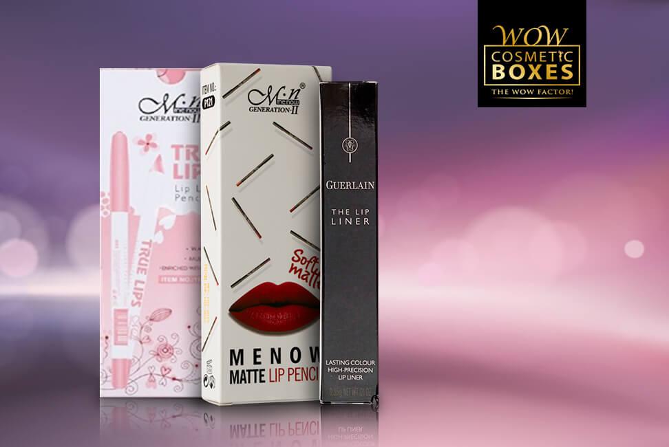 Lip Liner Packaging