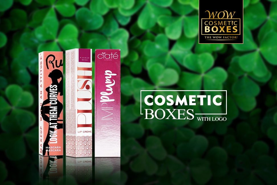 Cosmetic Boxes with Logo