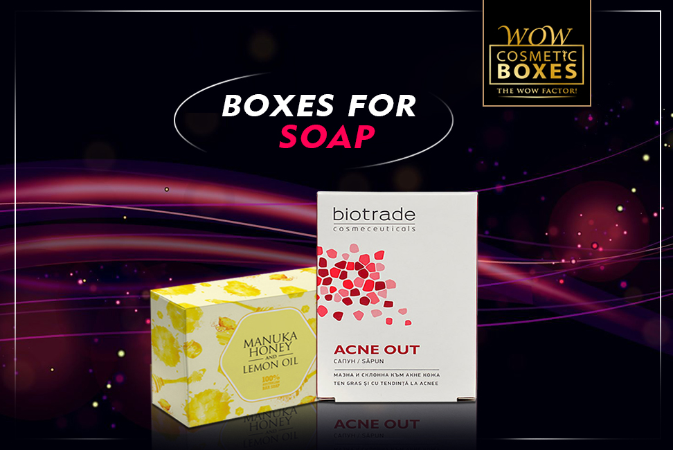 Boxes for Soap